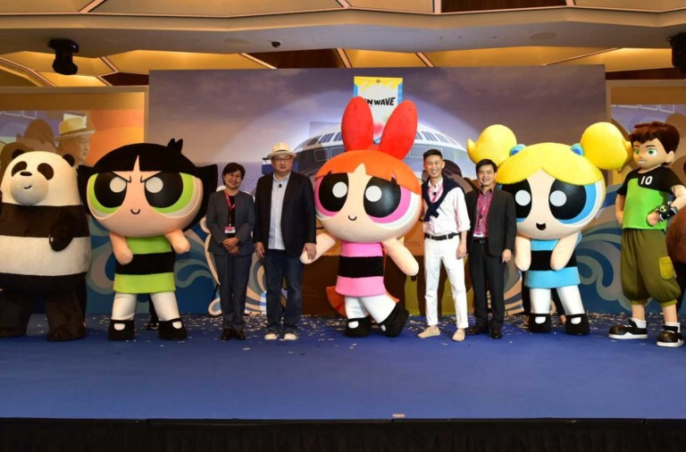 Celebration with Powerpuff girls and we care bears as Oceanic Group to launch Cartoon-Network-branded cruise ship
