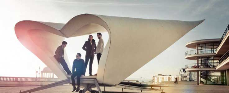 Geotourist create walking tour app for Keane in Hastings