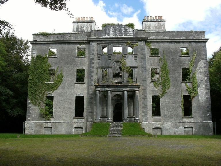 Moore Hall. Mayo County Council. George Moore. John Moore.