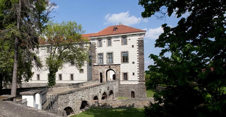 Nelahozeves Castle, home of the Lobkowicz Collections, is to be transformed by architecture firm Wright & Wright.