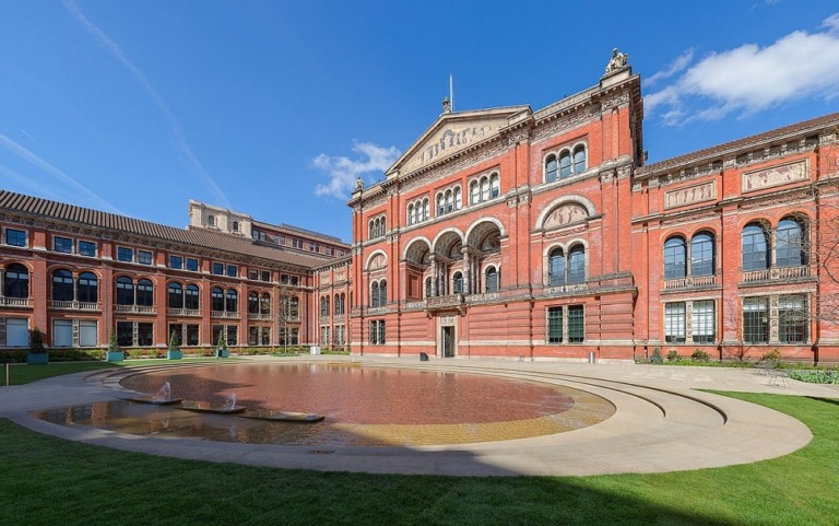Victoria and Albert Museum. V&A. V&A East. collections centre. Queen Elizabeth Olympic Park. Here East