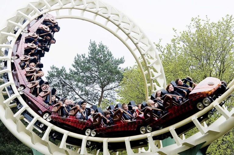 Efteling theme park plans expansion and new attraction.