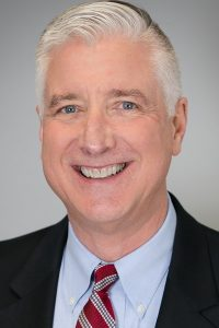 Hal McEvoy, IAAPA chief financial officer stepping up as CEO.