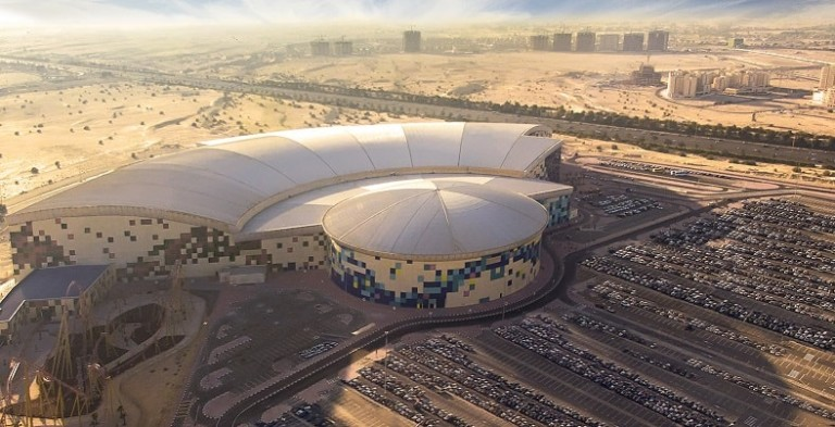 IMG. IMG worlds of adventure. Dubai. restructure. loan. DXB Entertainments. Dubai Parks and resorts