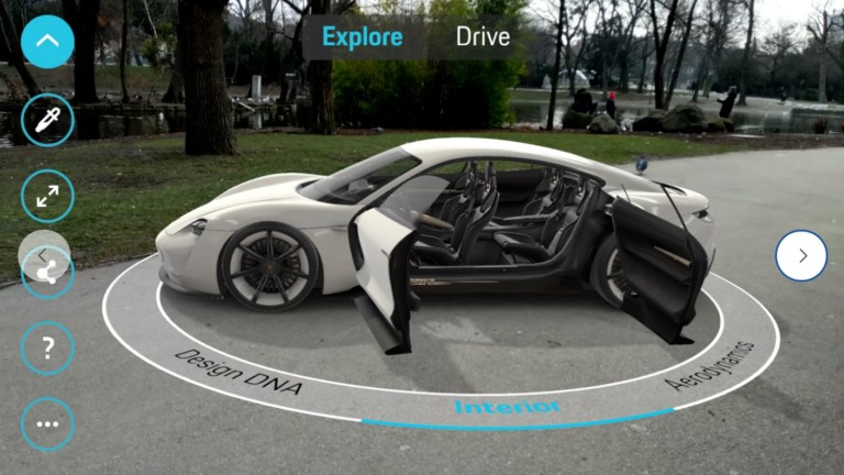 ARCore. Google. AR. Augmented reality.