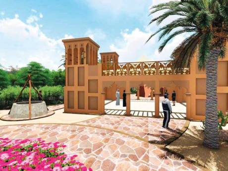 UAE Park in China for expo