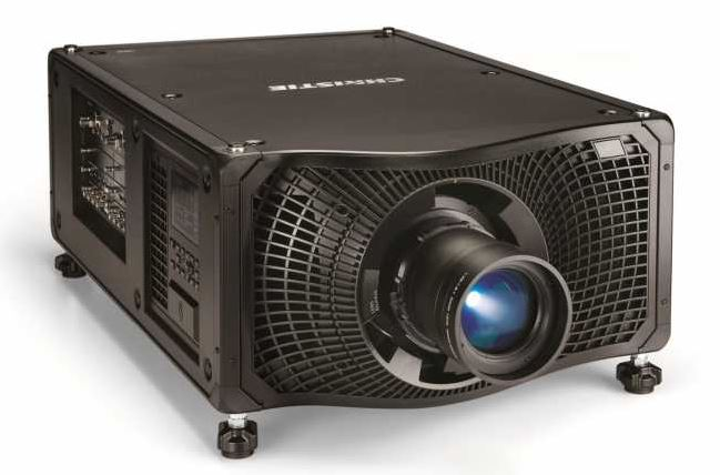 christie boxer projector