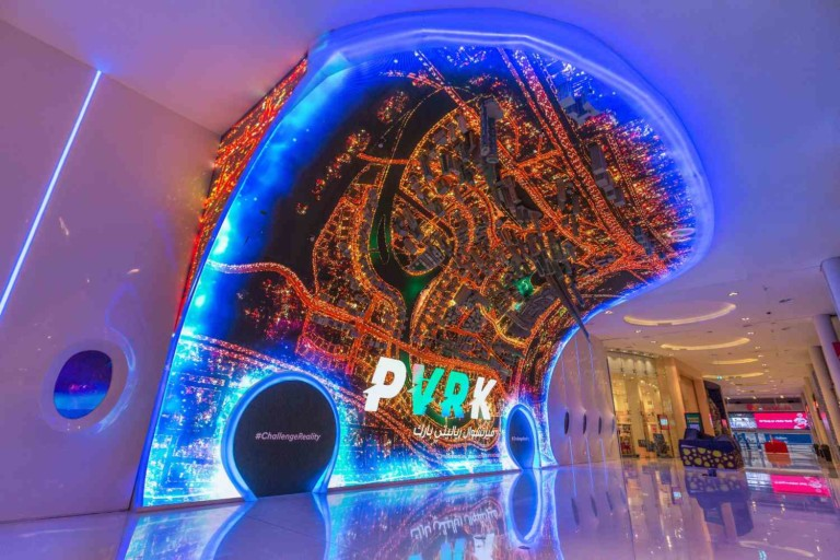 vr park emaar entertainment dubai mall