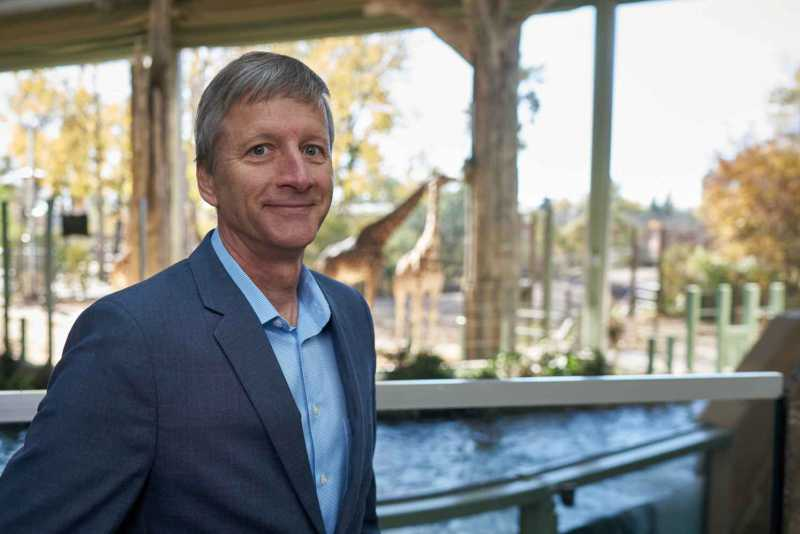 clement lanthier ceo calgary zoo