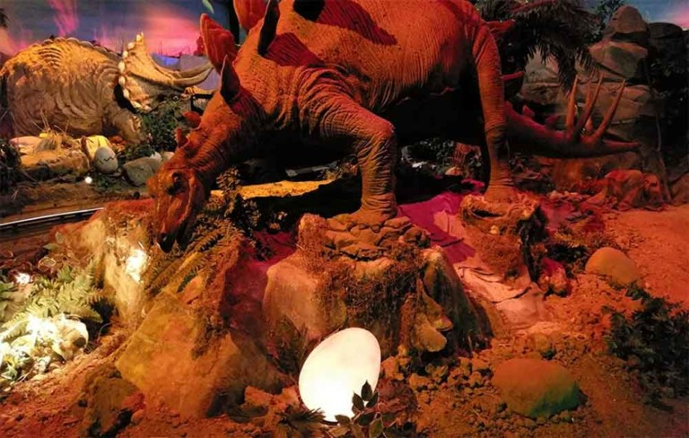 Lagotronics Projects upgrades Dino-Attack interactive dark ride at CONNY-LAND