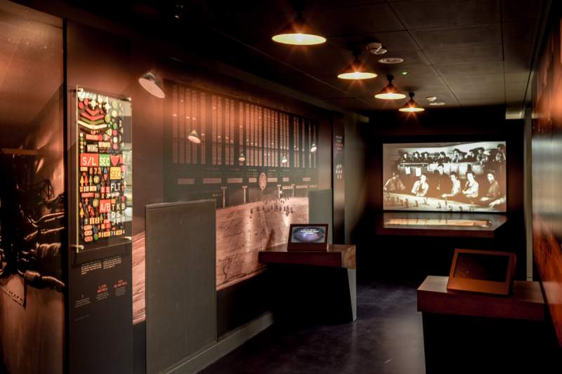 battle of britain bunker operations room