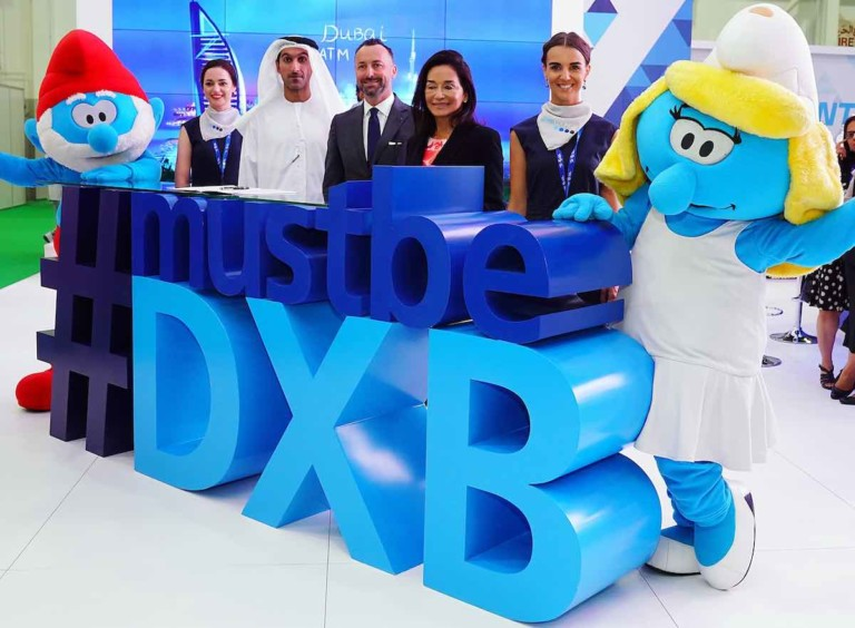 Dubai Airports signs MOU with Dubai Parks & Resorts on day one of ATM