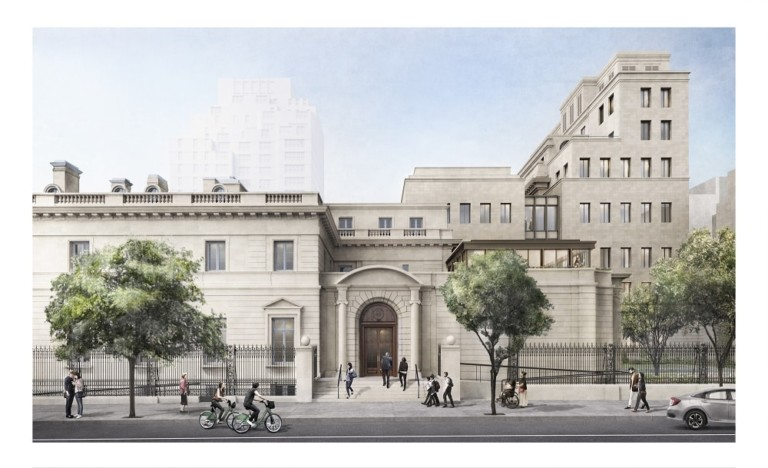 Frick Collection design Selldorf Architects