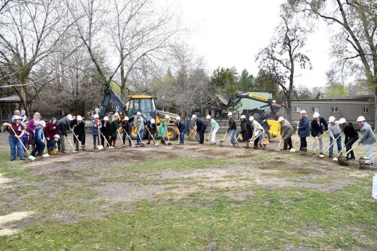 Zoo Boise groundbreaking for Gorongosa National Park exhibit expansion