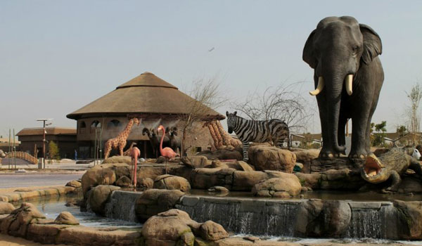 Dubai Safari is now being operated by Parques Reunidos on behalf of Meraas