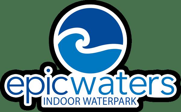 epic waterpark indoor waterpark logo