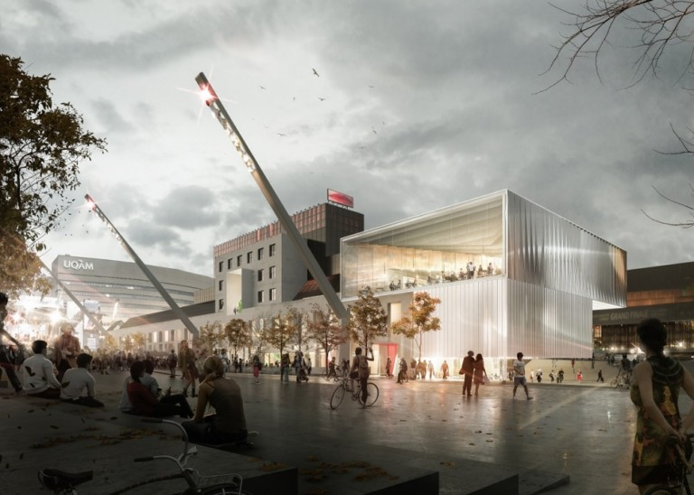 Musée d'art contemporain (MAC) redesign image