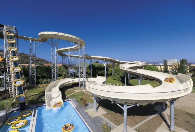 polin family raft slides appeal to generation x