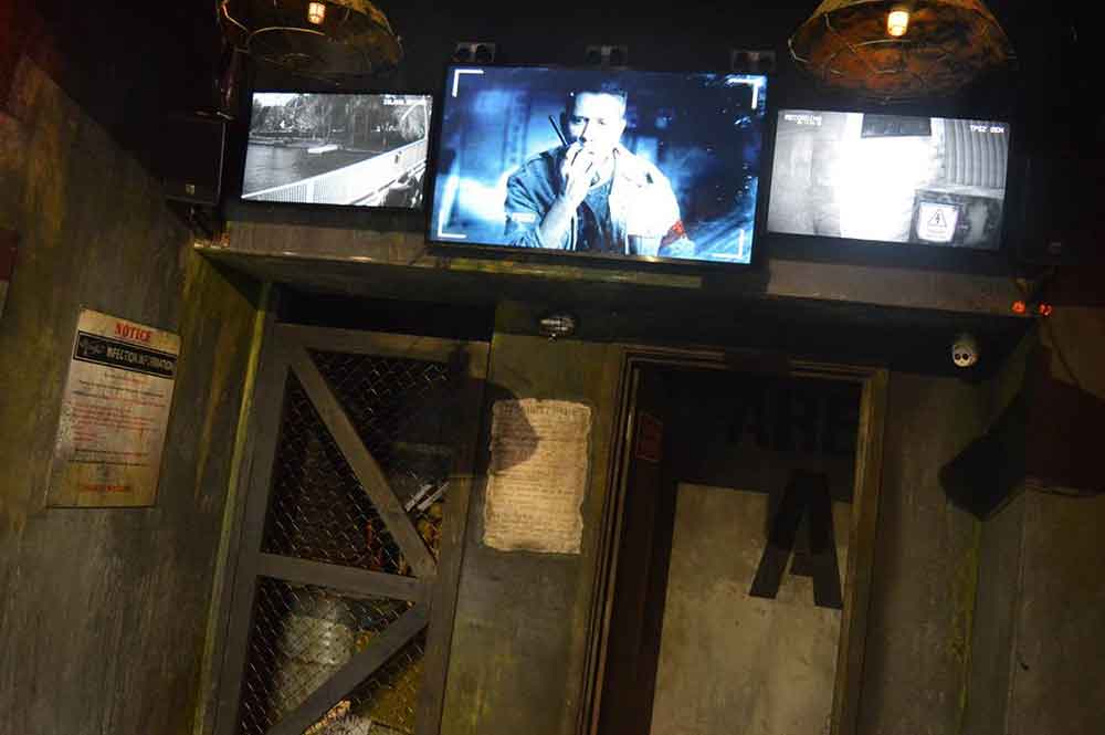Scruffy Dog provides turnkey theming for Thorpe Park's The Walking Dead: The Ride