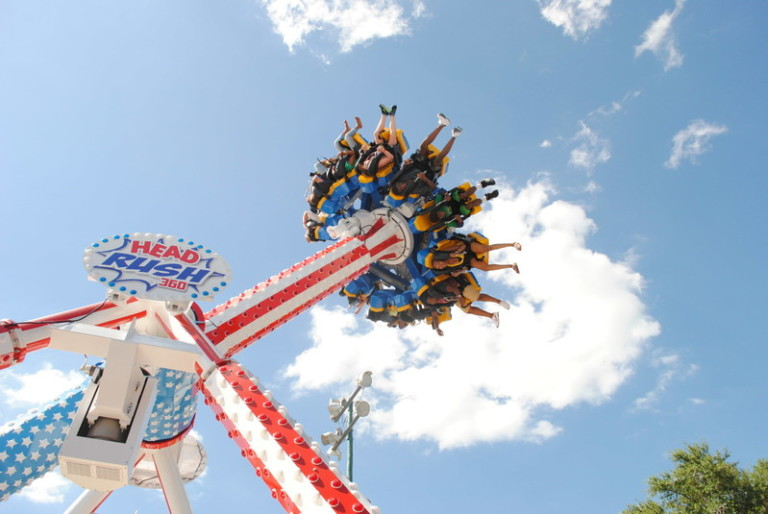 Fun Spot America HeadRush 360 Orlando
