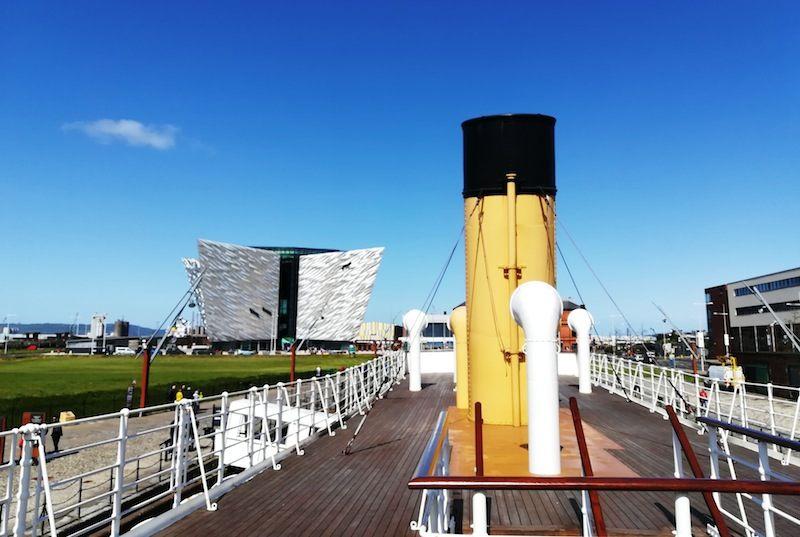 IAAPA EMEA Spring Forum Ireland 2018 Titantic Belfast 1
