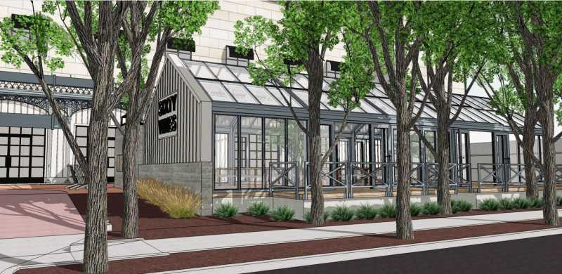 sixty vines uptown dalla featuring openaire enclosure
