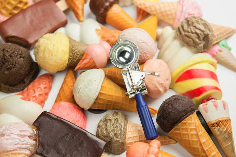 bompas and parr british museum of food scoop ice cream