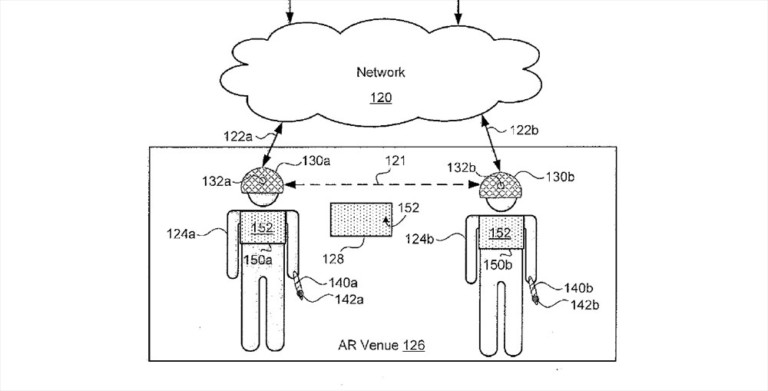 New Disney patent hints at AR gaming for Star Wars Galaxy's Edge