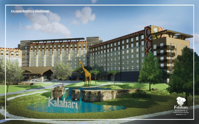 Kalahari resorts round rock texas