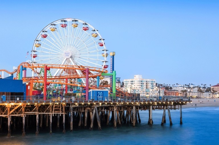 Pacific Park on Santa Monica Pier is now operated by Premier Parks