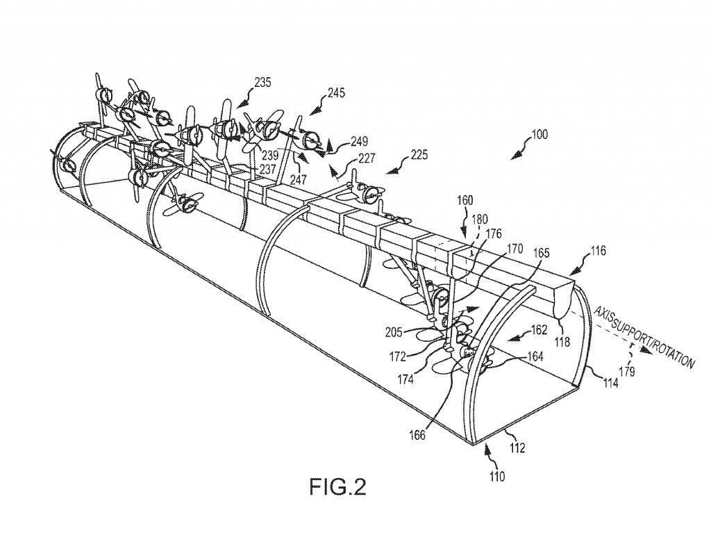 twister ride system disney patents (1)