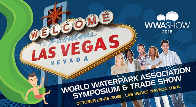 poster for wwa annual symposium and trade show las vegas