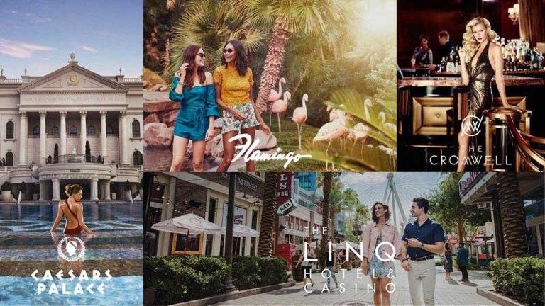 Caesars Entertainment offers new resort licensing opportunities for four key brands