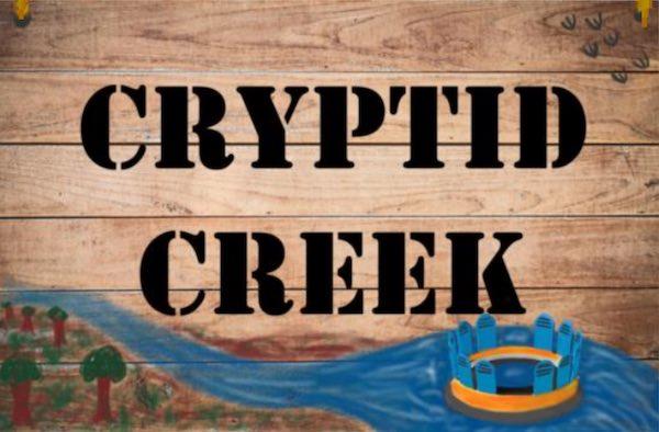 cryptid creek 2018 theme park design competition winner logo x
