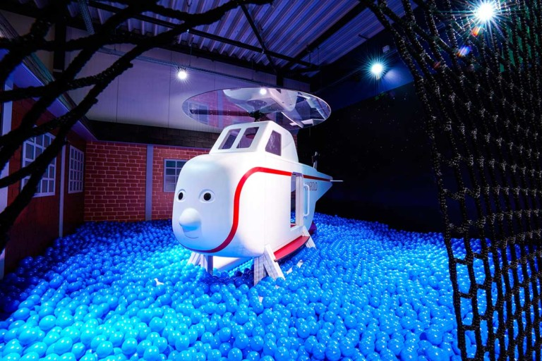 mattel play sevenum thomas and friends helicopter