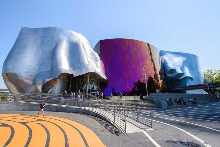 Museum of Pop Culture Seattle - credit Brady Harvey/Museum of Pop Culture