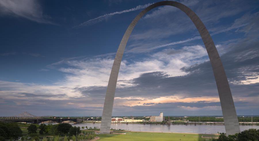 Gateway_Arch_ museum st louis arch a