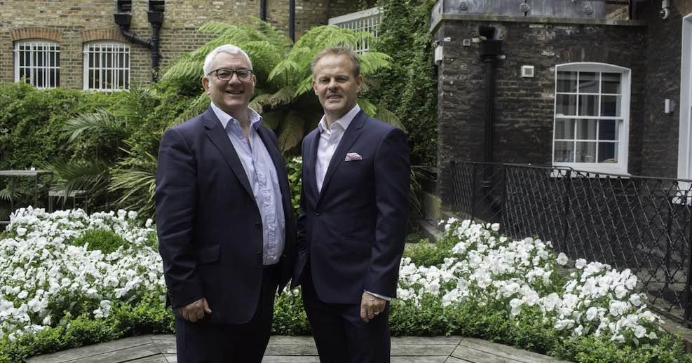 Martin Higginson and David Marks immersive virtual reality immotion group.