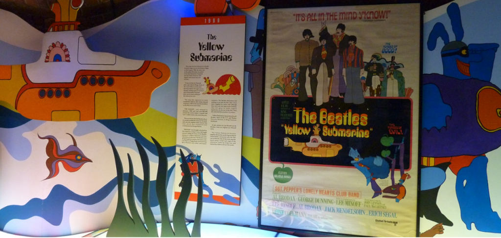 The Beatles Story Liverpool Imagineear