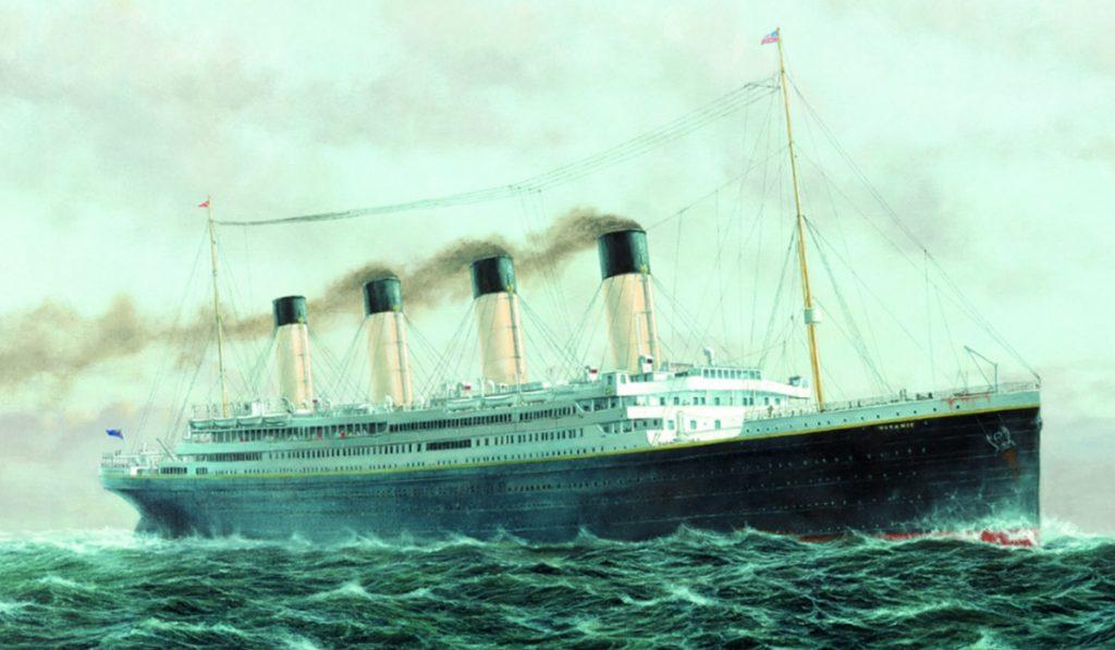 Titanic the artefact exhibition imagineear