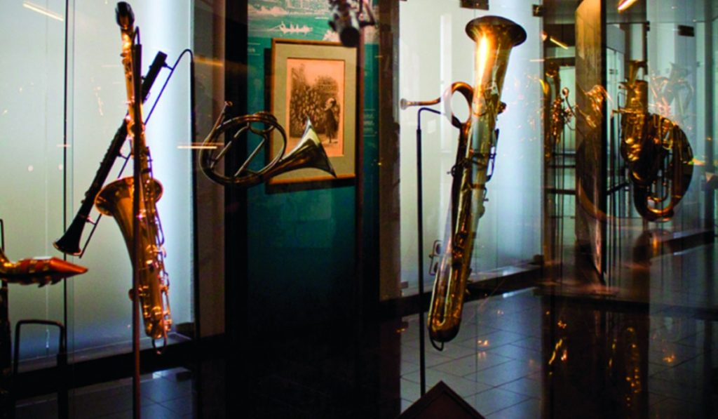 Museical Instruments museum, Imagineear