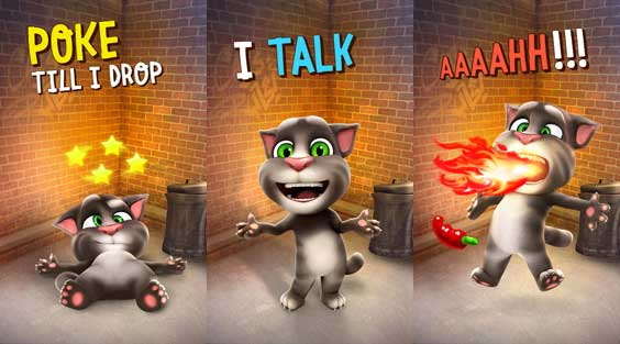 talking tom outfit 7