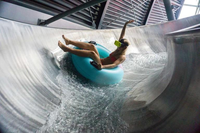 wiegand.maelzer VR Slide waterpark waterslide Therme Erding world's top water parks