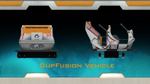 reese's cupfusion vehicle