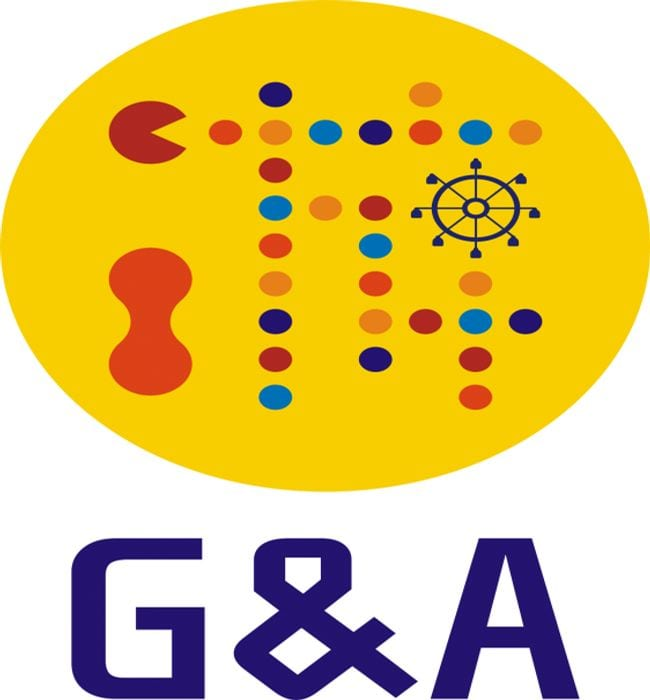 Games and Amusement Fair Logo