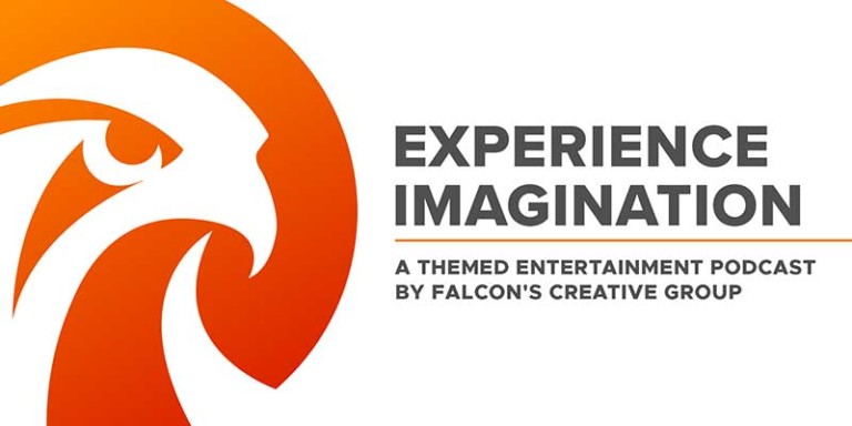 experience imagination podcast