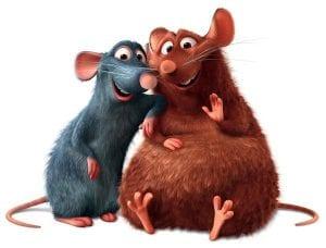 Ratatouille mice disney