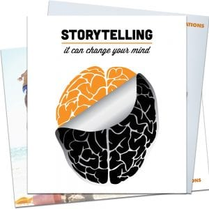 Storytelling: It Can Change Your Mind research by PGAV Destinations