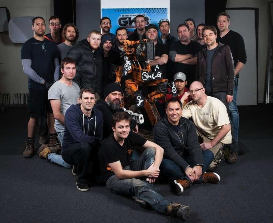 Weta-Workshop team