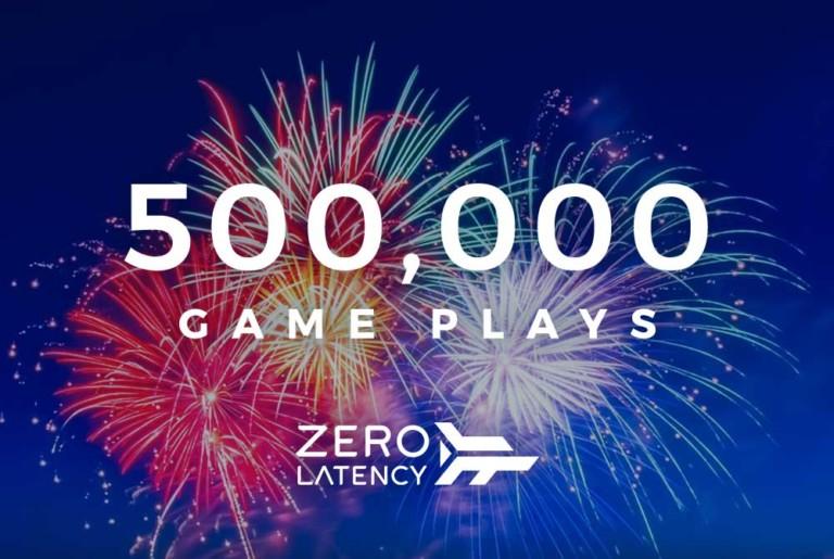 zero latency 500000 plays